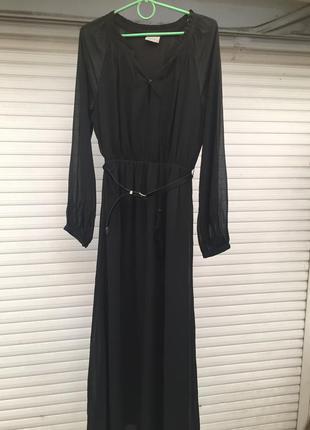 Длинное платье стандарт