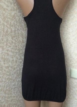 Туника короткое платье орнамент паетки2