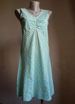 Красивое платье хлопок yessica германия
