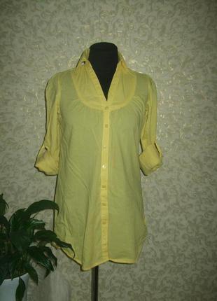 Рубашка туника bershka