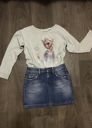 Детская юбка pepe jeans