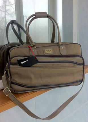 Дорожная сумка. ручная кладь. шоппер. рюкзак. чемодан. саквояж