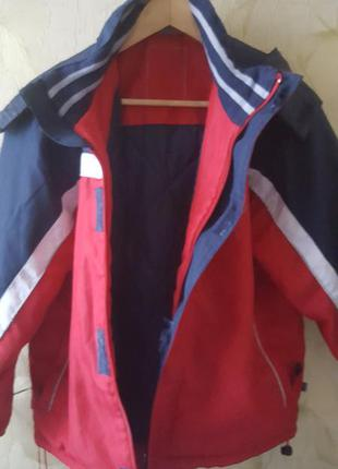 Куртка для мальчика подростка
