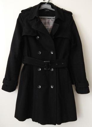 Шикарное демисезонное пальто reserved