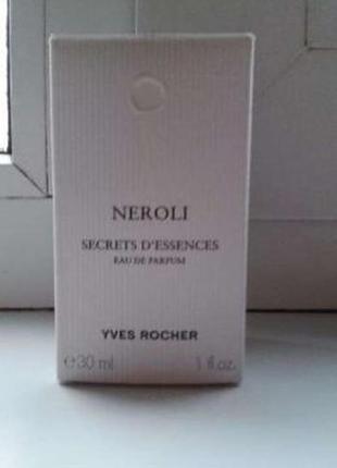 """Парфюмированная вода """"neroli"""""""