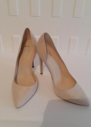 Новые туфли even & odd