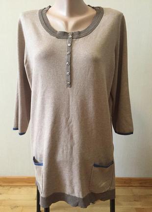 Женский модный свитер