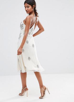 Ніжна сукня boohoo
