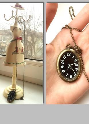 Кулон/часы
