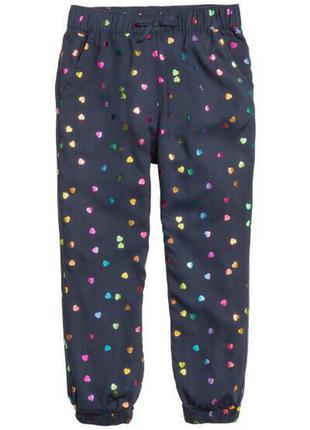 Легкие брюки h&m