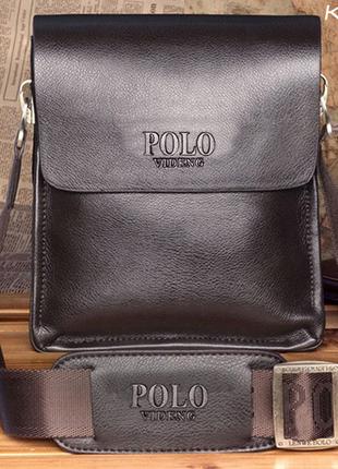 Мужская сумка polo business