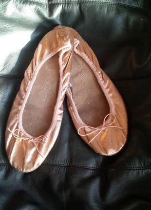 Модные яркие летние блестящие балетки конфетки туфли (на праздник/каждый день)