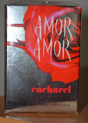 Оригінал, amor аmor сasharel, 30 мл.