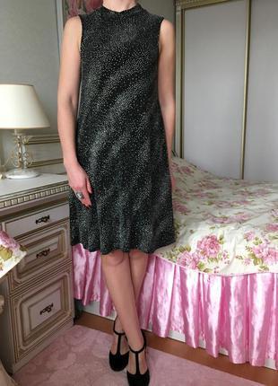 Платье вечернее, коктейльное s/m, новое с биркой