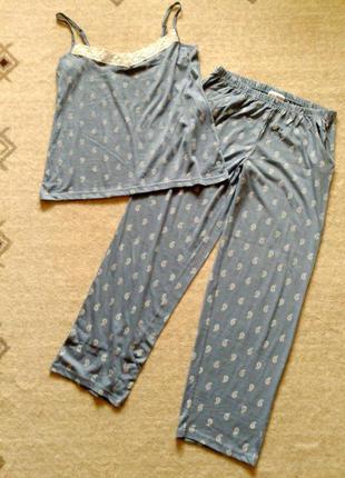 44-46р. трикотажная пижама