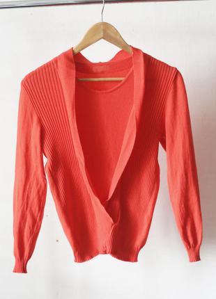 Джемпер свитер италия 100% шерсть