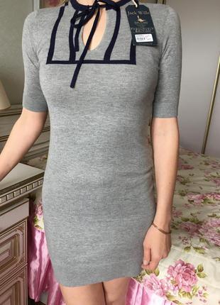 Брендовое платье новое с биркой