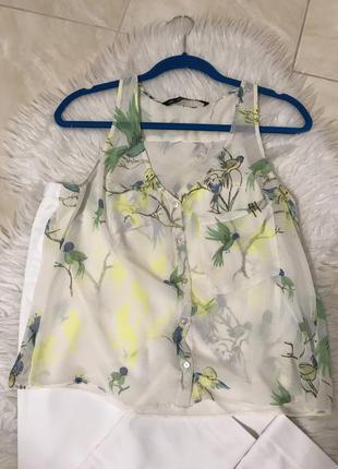 Класна блузка zara