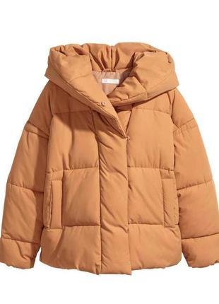 Куртка оверсайз h&m!