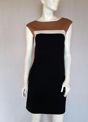 Элегантное платье-футляр, размер 12 (m-l)