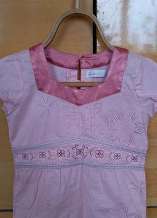 Очаровательная блузка george с вышивкой