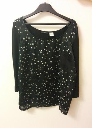 Блуза в звездочку1 фото