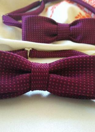 Эксклюзивная бабочка-галстук