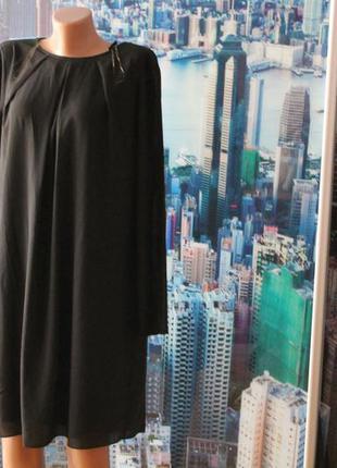 7be9dc4f757 Платье свободное легкое летнее актуальный цвет интересная спинка ...
