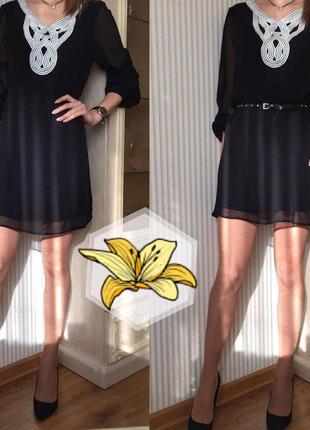 Изысканое платье f&f