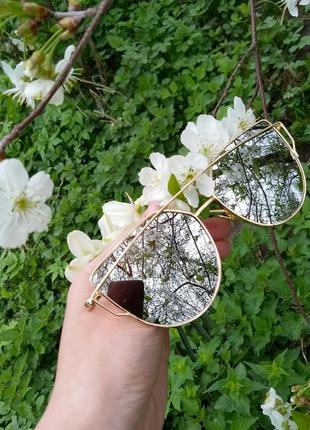 Дзеркальні окуляри