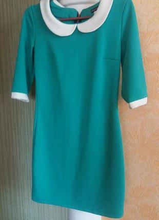 Платье для офиса на лето