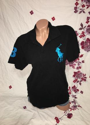 Ralph lauren оригинал футболка поло р. м\л