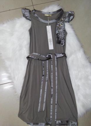 Новое платье-сарафан италия