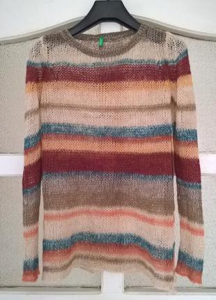 Вязаный пуловер* тренд
