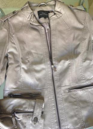 Новая куртка colin's