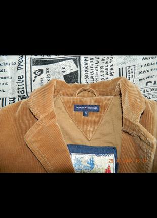 Куртка-піджак tommy hilfiger, 4-5рочків, стан ідеальний