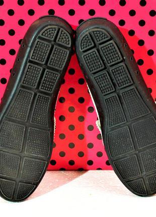 Туфли резиново-замшевые mocks.5 фото