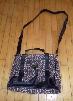 Леопардова сумочка