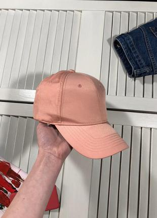 🌿 пудровая кепка от asos