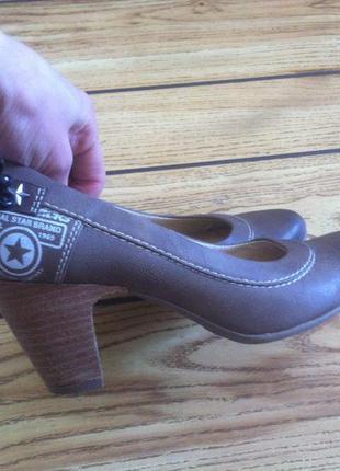 Красивые и удобные туфли фирмы s.oliver 36 размер