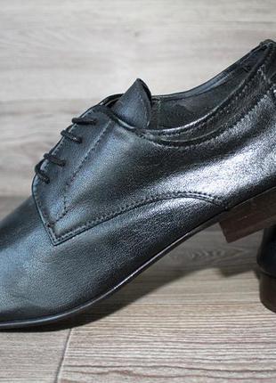 """Кожаные брендовые туфли """"esprit"""" новые! сша! 42 р."""