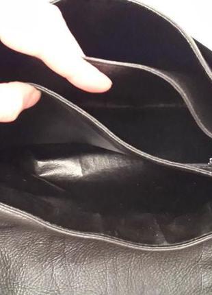 c0f6b52ab3a1 Класная стильная кожаная сумка crossbody lamoda italy Италия, цена ...