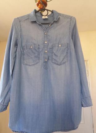Рубашка для вагітних h&m