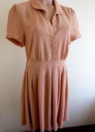 Платье вискоза 100% next p.xl (14r)