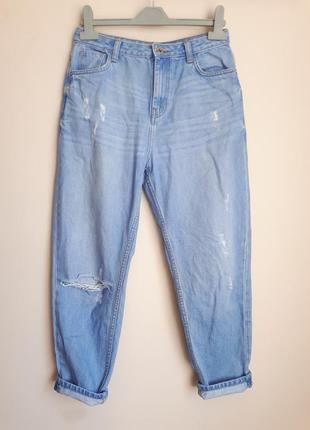 Джинсы ostin, mom jeans