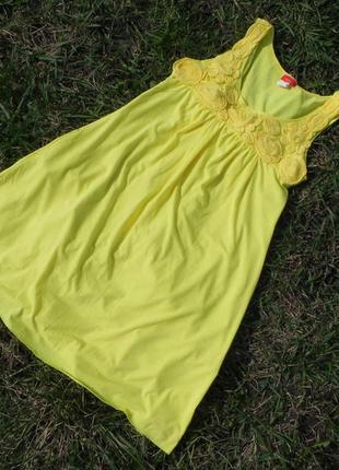 Cantata asos 40-44 платье с кружевными цветами