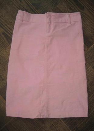 Жемчужно розовая юбка карандаш миди tally weijl распродажа!!!