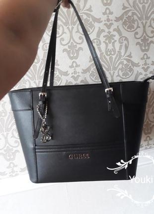 Шоппер сумка от guess