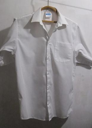 Рубашка подростковая для мальчика john lewis