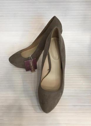 Туфли на высоком каблуке 38р, zara